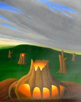 Vergessener Hügel