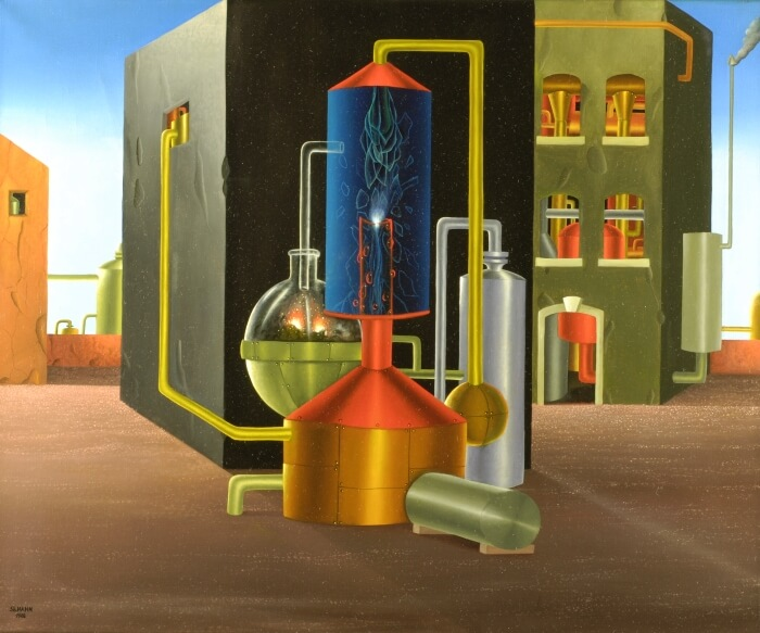 Secret distillation