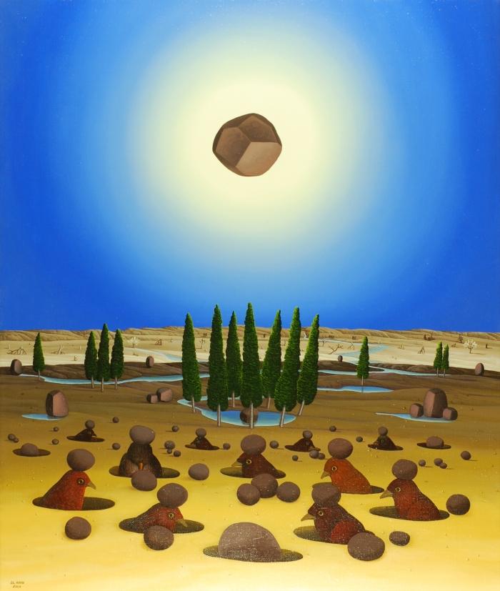 Herrschaft des Steines [1]